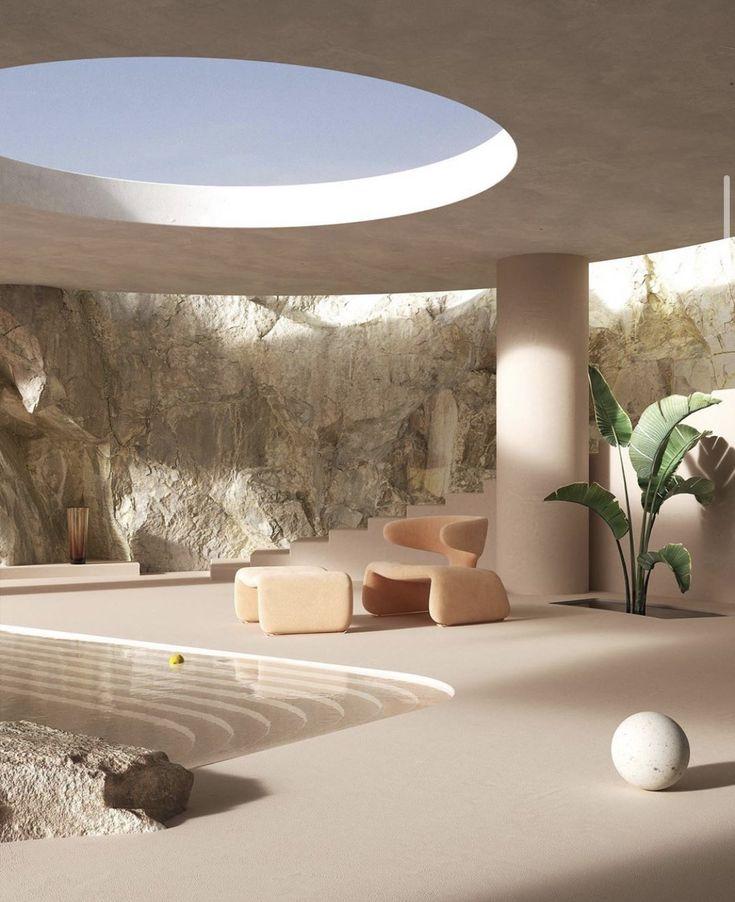 Architecturl On Twitter Interior Architecture Design Architecture House Design