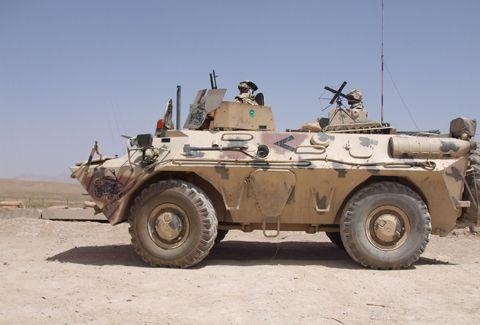ABC 79M Amphibious Armoured Personnel Carrier