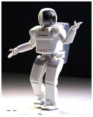 Asimo (Advanced Step in Innovative MObility)