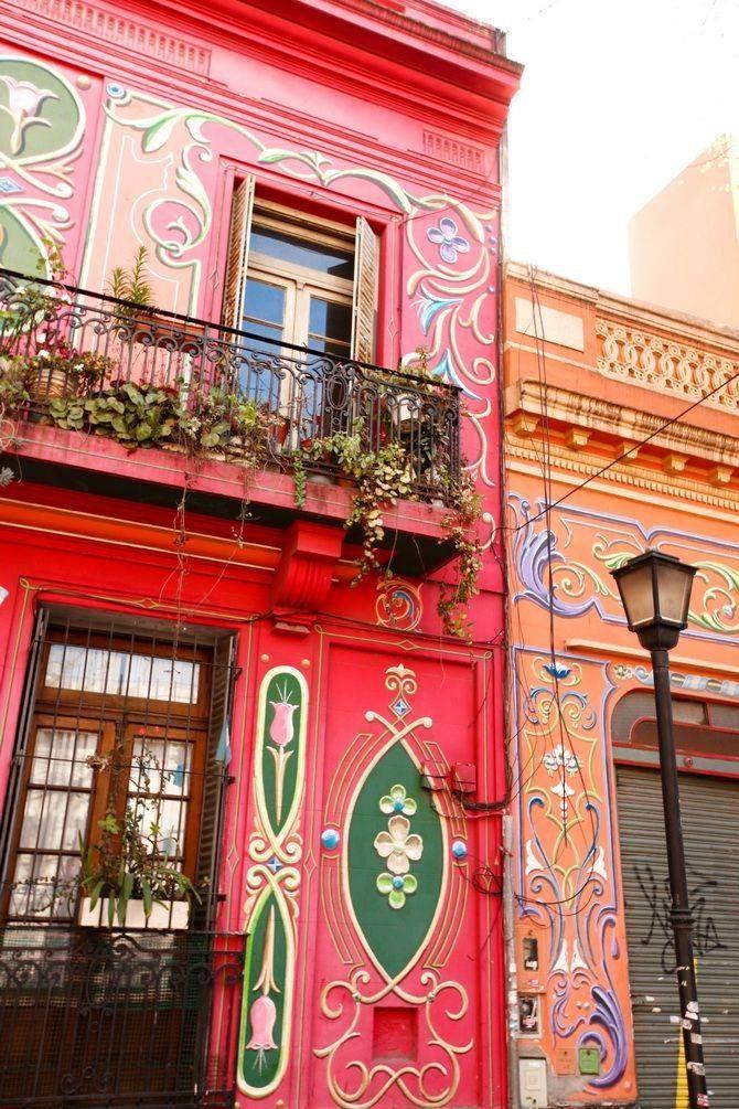 Fileteado - Buenos Aires, Argentina