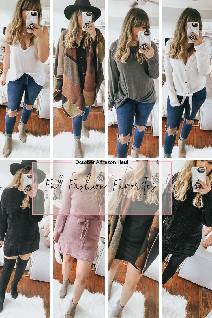 f7dad7712034 October Amazon Haul - Great Fall Fashion Pieces | Looks I Love ...