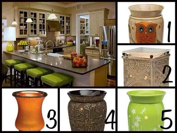 Which warmer would you choose? https://angelamiller.scentsy.us