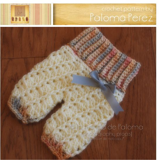 Crochet Baby Pants Pattern - Croche