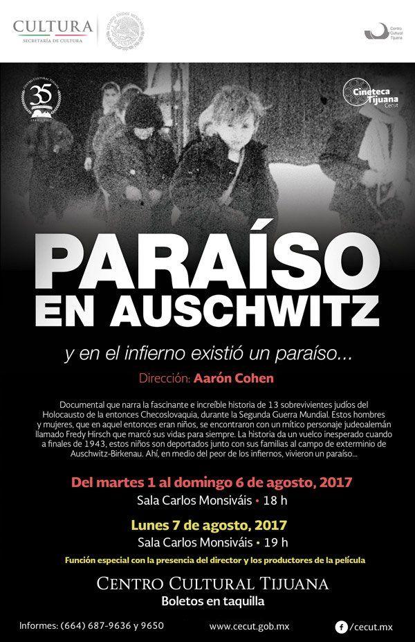 Paraíso en Auschwitz narra la fascinante e increíble historia de 13 sobrevivientes judíos del Holocausto de la entonces Checoslovaquia.