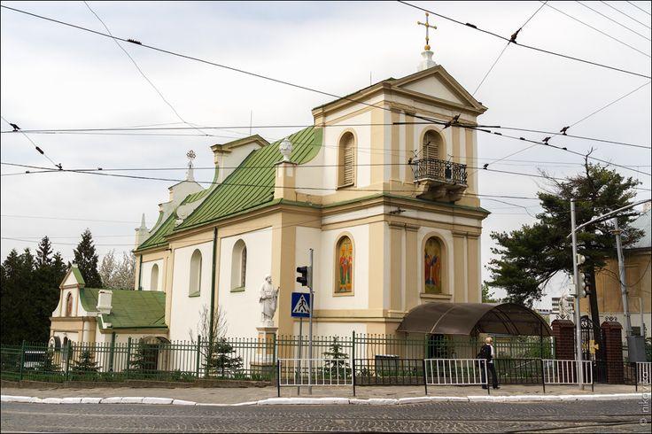 Kościół Paulinów.Lwów.