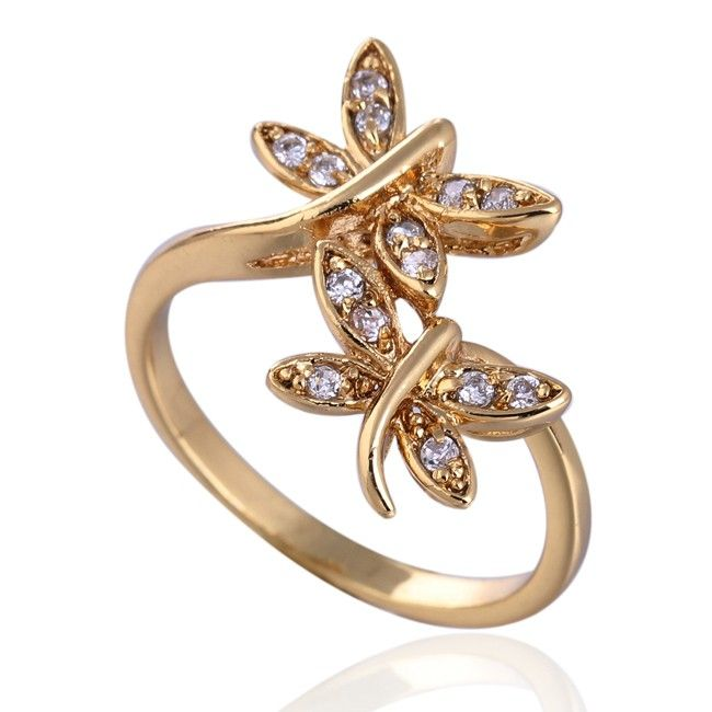 $2.13   Chic Two Butterfly Shape 18K Gold Plated Copper Finger Ring Inlay White Zircon Full Sizes http://www.eozy.com/chic-two-butterfly-shape-18k-gold-plated-copper-finger-ring-inlay-white-zircon-full-sizes.html