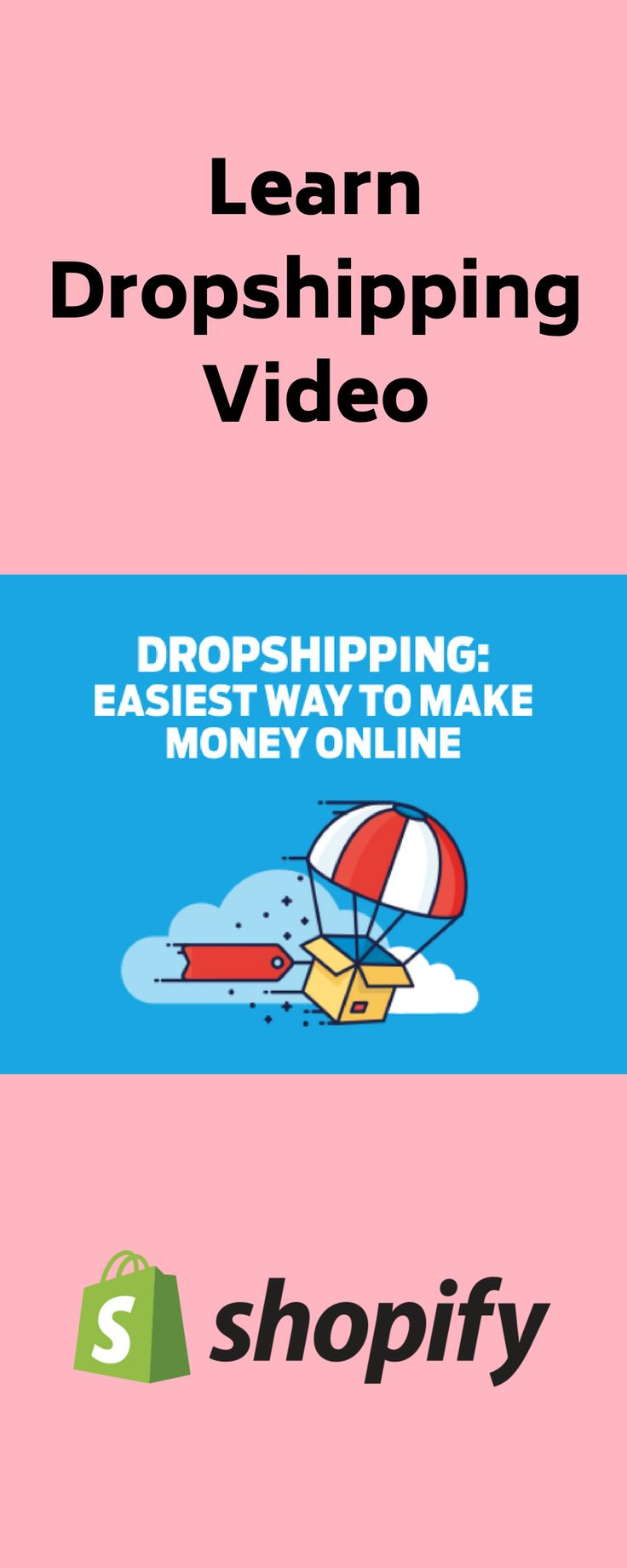 dropshipping shopify Learn how to dropship. What is