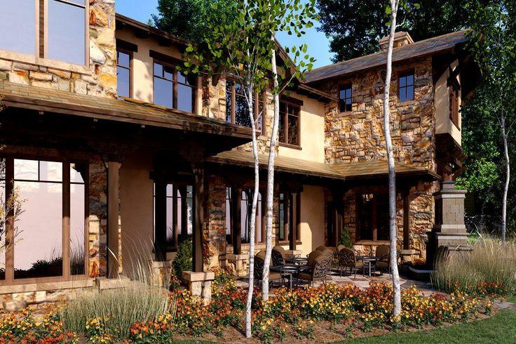 Ptarmigan Road Residence - Vail, Colorado - RMT Architects - 1-800-587-7058