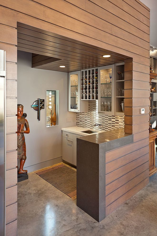 Lyke Residence By 2scale Architects Dream Home Wet Bar Designs Decor Theater Design