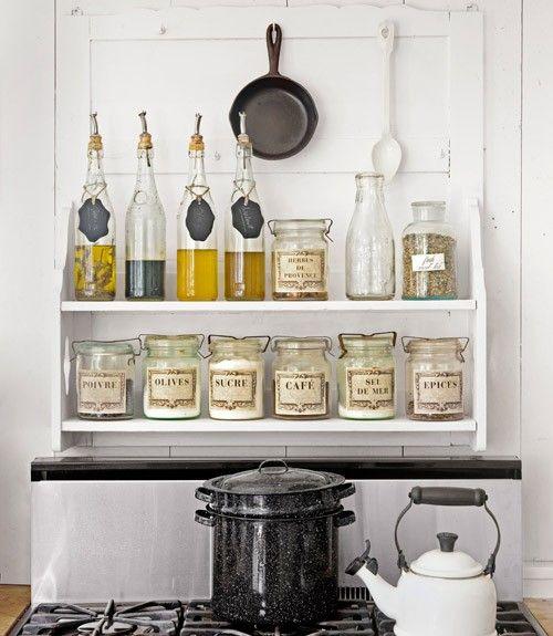 Kitchen Storage Ideas For Spices: 343 Best Images About Kitchen