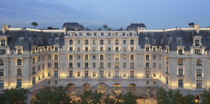 Le Peninsula 19, avenue Kleber - nouveau palace parisien