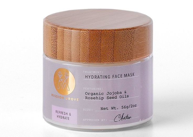 This Mask Is Like Gatorade For Your Face+#refinery29