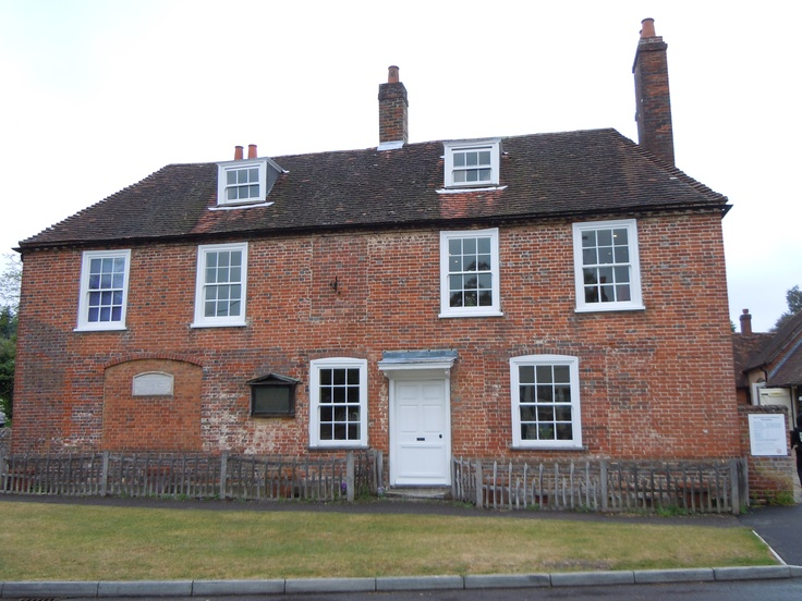 Made it to her favorite place -Bath but not here. Jane Austen's Home in Chawton, England