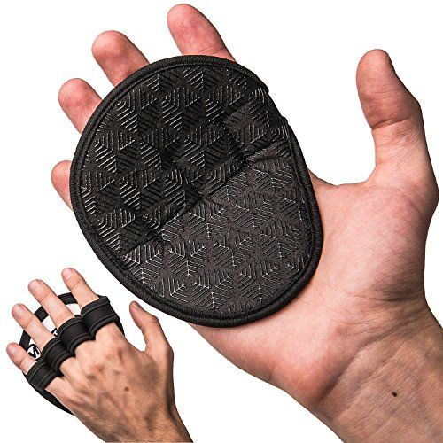 Weightlifting Silicone Pads  Grip More No Chalk or Sweaty Hands  Men  Women * Visit the image link more details.