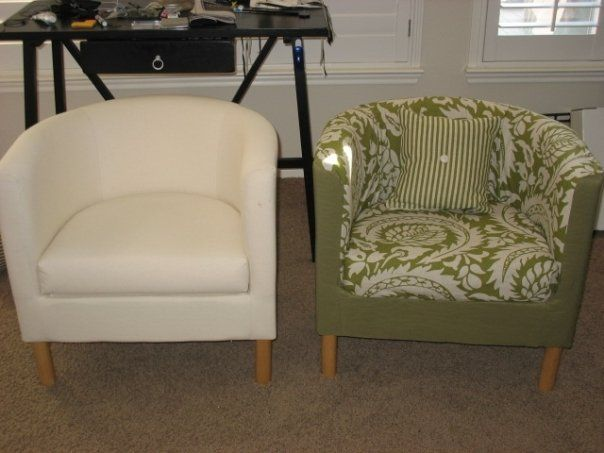 Upholstered Ikea Chair Tullsta Living Room Pinterest