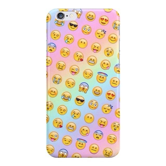 """EMOJI COLLAGE - ONLY $12 - AVAILABLE ON iPhone 6+, iPhone 6, iPhone 5/5s, iPhone 5c, and iPhone 4/4s - collab with @backgrounds2015 - oddestlife.com"""