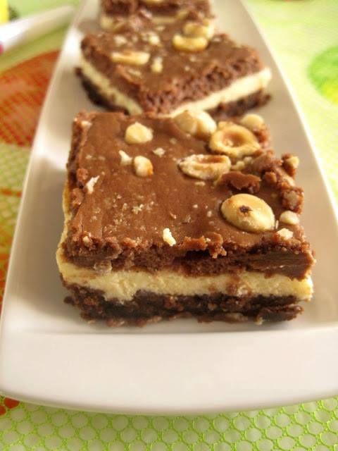 Δίχρωμο cheesecake με nutella! | Sokolatomania.gr