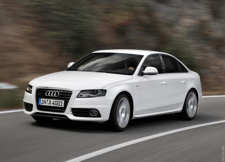 I love going for rides in #MyCar Audi A4