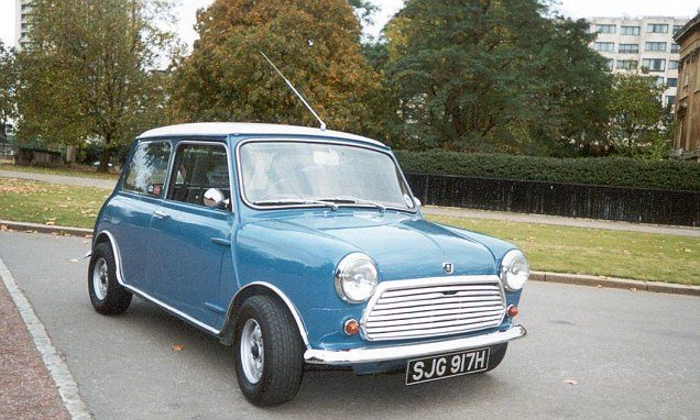 Cars older the 40 years to be exempt from MOT test from 2018 #DailyMail