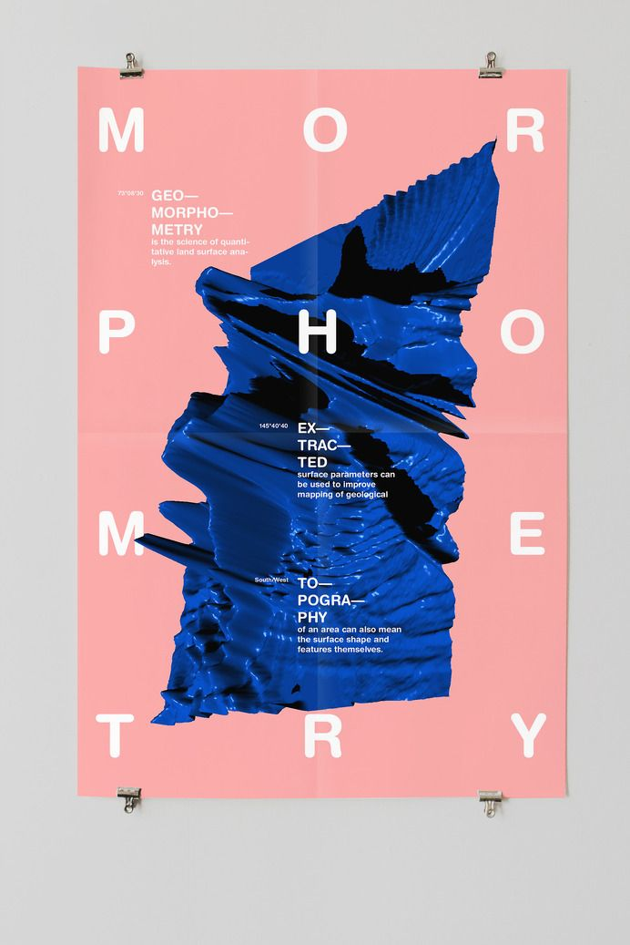 Posters / GEOMORPHOMETRY http://designspiration.net/image/1283996379534/