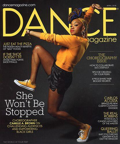 Dance Magazine April 2018