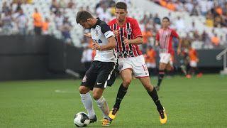 Blog Esportivo do Suíço: Campeonato Paulista 2016 - 4ª Rodada: Corinthians aproveita falha de Lucão e vence São Paulo