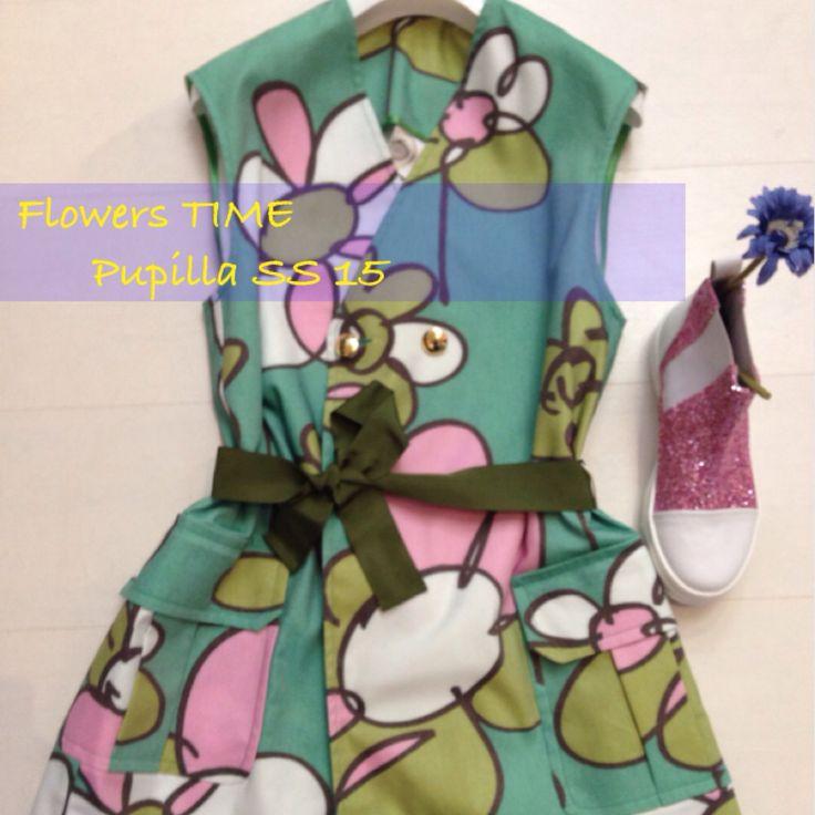 Happy Flowers SS 15 pupilla