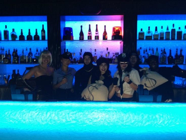 Wunderbar's Lovely Staff!