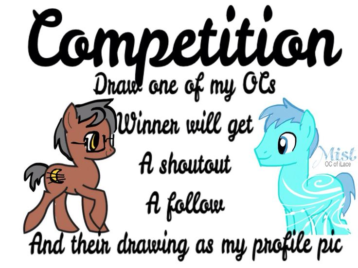 Drawing comp. Will be drawn 1st of the next month