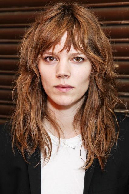 This Bang Trend Changes EVERYTHING #refinery29 http://www.refinery29.com/curly-bangs-trend-pictures#slide-4 Before there was Mica, there was Freja Beha Erichsen. The Danish model has been rocking those perfectly imperfect bedhead bangs for years. ...