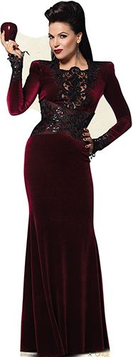 The 30 Day Once Upon a Time Challenge Day 16: Favorite OUAT outfit. I love Enchanted Forest Outfits, but Evil Queen has the best wardrobe. I especially love this red dress.