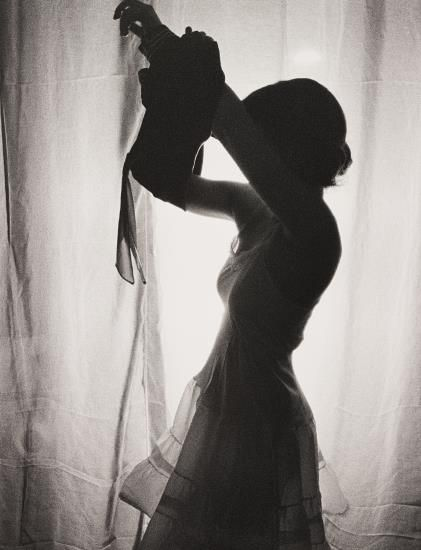 'Untitled Film Still (#36)' 1979  Cindy Sherman. Gelatin silver print mounted on foam core: 37¾ x 27¾ in. (95.9 x 70.5 cm) Phillips 2015 sale $701,000.