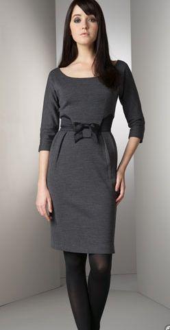 Modern tailored dress interview pinterest