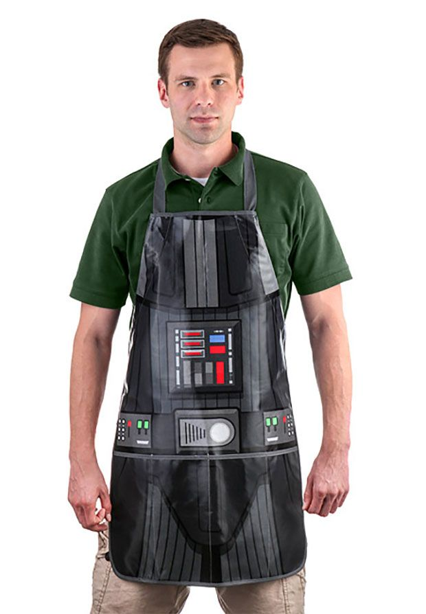 Darth Vader Apron: I am Your Grill Master