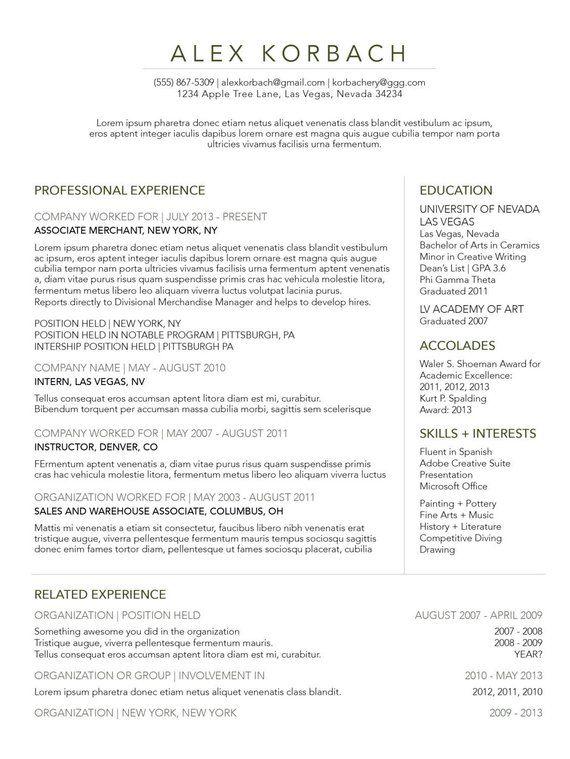 Custom Resume Design Products Resume Design Resume