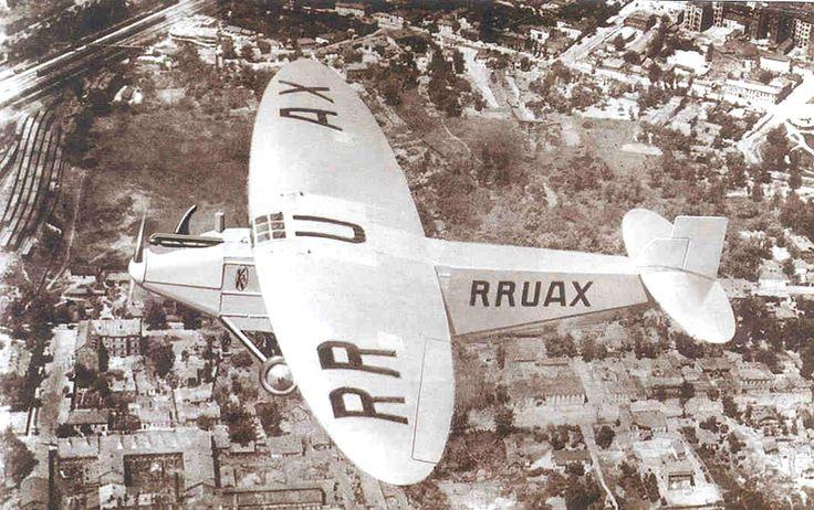 Kalinin K-4 over Kharkiv, 1928 - Харьковский авиационный завод — Википедия