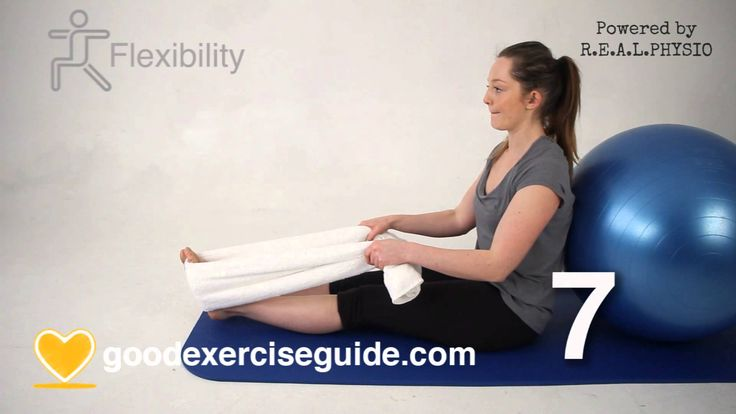 Best Knee Arthroscopy Exercises Weeks 1 and 2 Post-op - YouTube