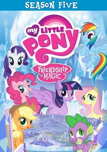My Little Pony: Friendship Is Magic - Season Five [DVD]