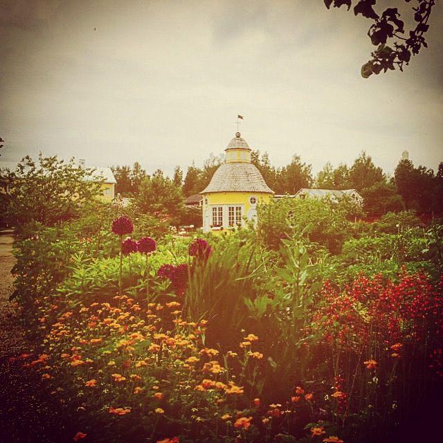 Aspegrens trädgård, Jakobstad