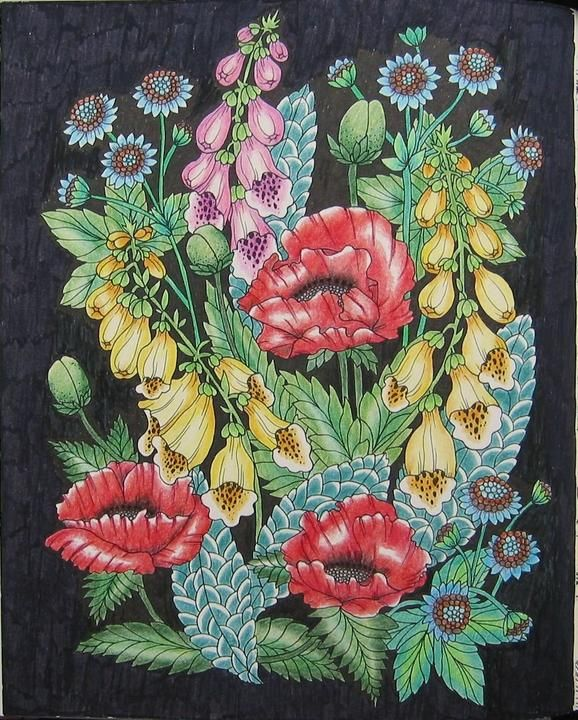 The 105 Best Blomstermandala