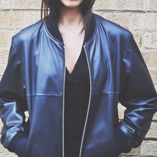 Womenswear Oversized look - get the unisex Bomber at #genellondon #bomberjacket