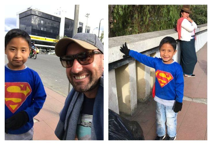 Living in Ecuador Day 272- Thanksgiving…in Canada