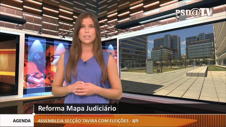 PSD@TV 117ª Edição - 5 setembro 2014. Esta semana: Sucesso da Emissão da dívida a 15 anos, Universidade de Verão, Reforma do Mapa Judiciário, Sinais Positivos e Povo Livre.