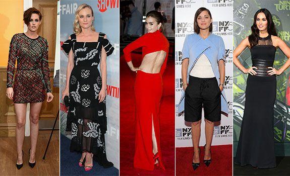 Film Galalarından Kırmızı Halı Elbiseleri - Hep Moda Magazin