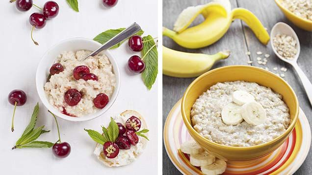 Du har säkert hört att frukosten är dagens viktigaste mål – och det är sant! Läs våra frukosttips och bli inspirerad av våra snabba, enkla och supergoda recept. Här finns allt för en nyttig, energirik och alldeles underbar start på dagen! 1. Gröt Gröt till frukost bidrar både till en mätt mage och bra start på dagen, och förtjänar inte alls sitt rykte som trist eller klibbig. Det bästa är att gröt går att göra på så många olika sätt. Är du trött på vanlig havregrynsgröt kanske du ska test...