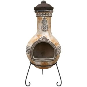 8 Best Chiminea Images On Pinterest Chiminea Mexican