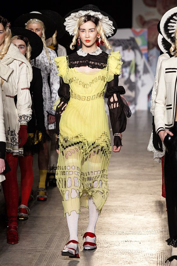 Fashion in Motion: Meadham Kirchhoff - Victoria and Albert Museum