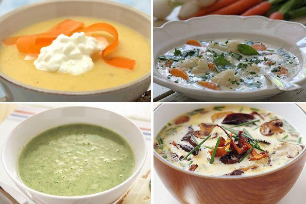 Dietest Jeanette Steijer tipsar om smala soppor som passar hela familjen. Billigt, lättlagad och värmande recept på soppor.