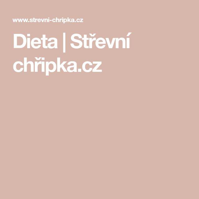 Dieta | Střevní chřipka.cz