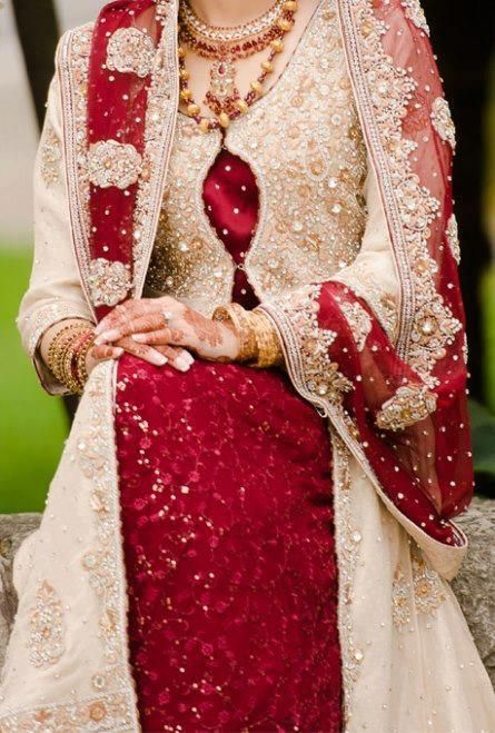 This is the image gallery of traditional pakistani red for Pakistani wedding traditions